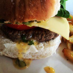 Copycat Brodbuger Beef Burger