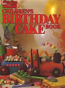 Australian Women's Weekly Birthday Cake Book