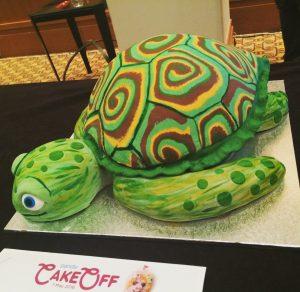 Women's Weekly Turtle Cake