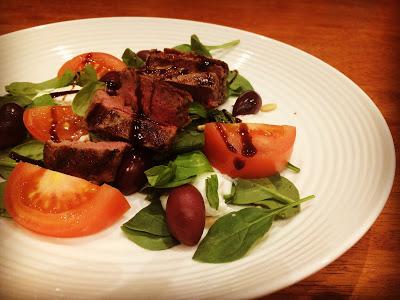 Italian Lamb Salad