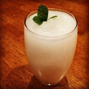 Coconut paradise drink