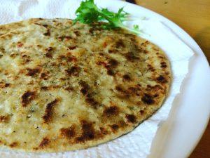 Cauliflower Roti