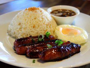 Filipino Pork Sausages
