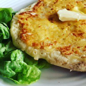Pancake Parlour Potato and Cheese Pancakes Copycat